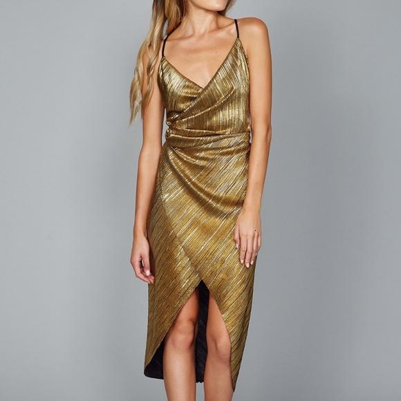 5c5467ae55c NWT Donna Mizani Leona Dress